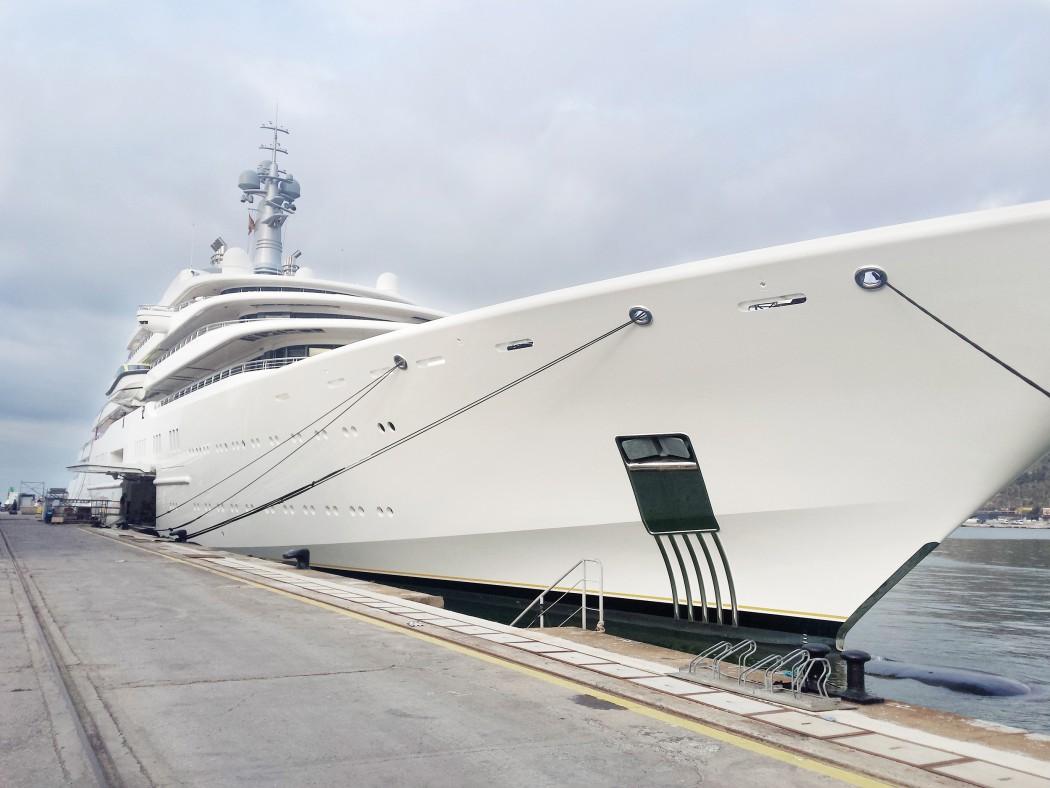 Private Luxusyacht